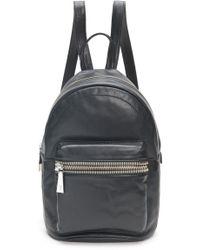 Frye - Lena Lambskin Leather Backpack - Lyst