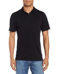 James Perse - Regular Fit Jersey Polo - Lyst