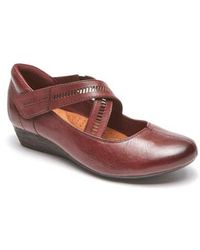 Cobb Hill - 'janet' Mary Jane Wedge - Lyst