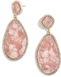 BaubleBar - Everine Drop Earrings - Lyst