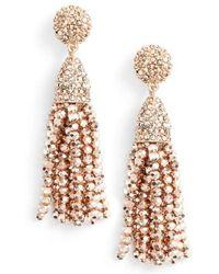 BaubleBar - Mini Metallic Pinata Statement Earrings - Lyst