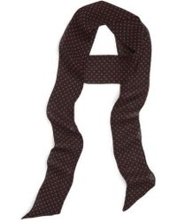 Vanessa Mooney - The Nara Skinny Scarf - Lyst