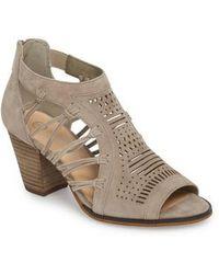 Bella Vita - Kortez Block Heel Sandal - Lyst