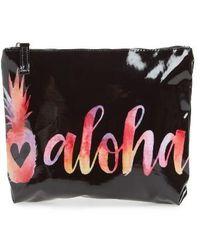Ki-ele - Aloha Print Pouch - Lyst