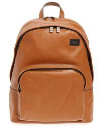 Jack Spade - Pebbled Leather Backpack - Lyst