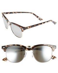 Nordstrom - 1901 Carson 50mm Sunglasses - Lyst