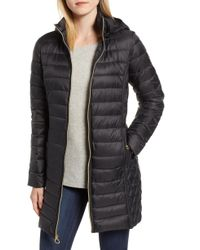 MICHAEL Michael Kors - Packable Down Puffer Jacket - Lyst