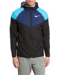 5fd964586b64b Lyst - adidas Supernova Gore Running Jacket in Black for Men