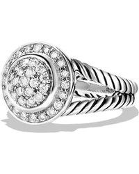 David Yurman - 'cerise' Ring With Diamonds - Lyst