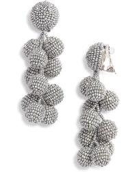 Sachin & Babi - Noir Coconuts Earrings - Lyst