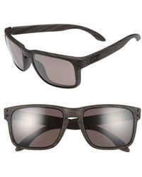 Oakley - 'holbrook' 55mm Polarized Sunglasses - Lyst