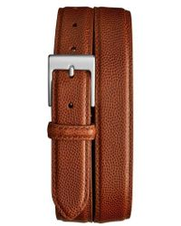 Shinola - Latigo Leather Belt - Lyst