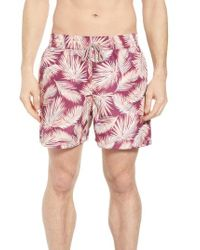 Maaji - Bommie Reversible Swim Trunks - Lyst