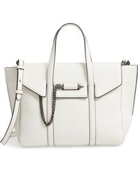 Mackage - Small Barton Leather Tote - Lyst