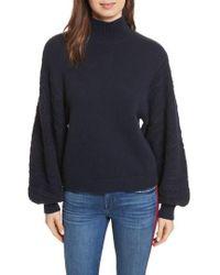 Joie - Lathen Mock Neck Sweater - Lyst