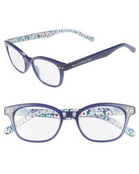 Kate Spade - Rebecca 47mm Reading Glasses - Lyst