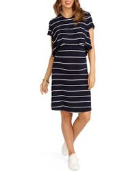 Rosie Pope - Anita Popover Maternity Dress - Lyst