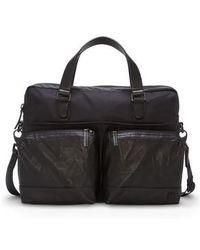 Vince Camuto - Basin Satchel Briefcase - Lyst