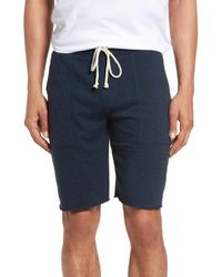 Nordstrom - 1901 Fleece Shorts - Lyst