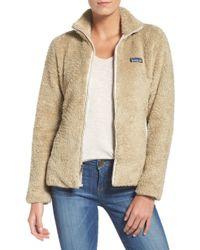 Patagonia - Los Gatos Fleece Jacket - Lyst