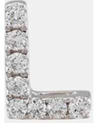 Bony Levy - Single Initial Earring (nordstrom Exclusive) - Lyst