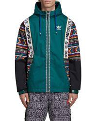 defd5b58faa8 Lyst - Nike X Matthew Williams Jacket In Black in Black for Men