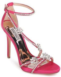 Badgley Mischka - Hodge Strappy Sandal - Lyst