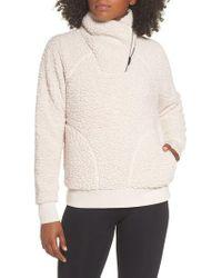 Zella - Shear Up Pullover - Lyst