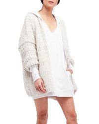 Free People - Saturday Morning Cardigan - Lyst
