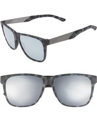 e565d9769363 Lyst - Smith Optics  lowdown Xl  58mm Sunglasses - Impossibly Black ...