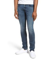 PAIGE - Transcend - Croft Skinny Fit Jeans - Lyst