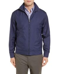 Peter Millar | Zip Jacket | Lyst