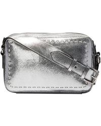 Cole Haan - Payson Camera Bag - Metallic - Lyst