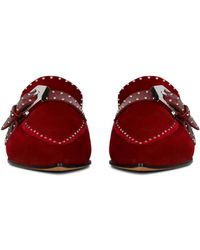 Givenchy - Studded Loafer Mule - Lyst