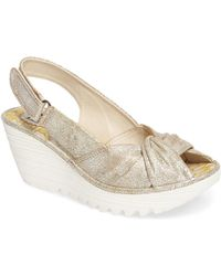 Fly London - Yata Sandal - Lyst