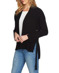 1.STATE   Side Lace-up Cardigan   Lyst