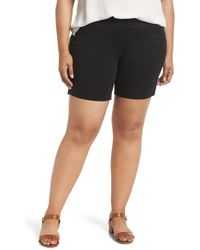 Jag Jeans - Gracie Stretch Cotton Shorts - Lyst