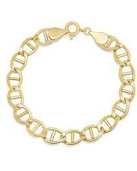 ICONERY - X Rashida Jones Mariner Chain Bracelet - Lyst