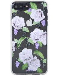 Sonix - Floral Berry Iphone 6/6s/7/8 & 6/6s/7/8 Plus Case - - Lyst