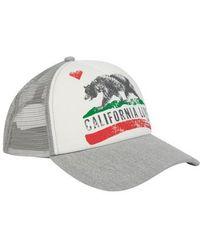 Billabong - 'pitstop' Trucker Hat - Lyst