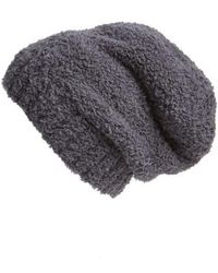 Barefoot Dreams - Barefoot Dreams 'cozy Chic' Slouch Beanie - - Lyst