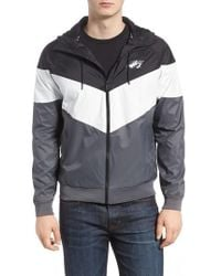 Nike - Windrunner Wind & Water Repellent Hooded Jacket - Lyst