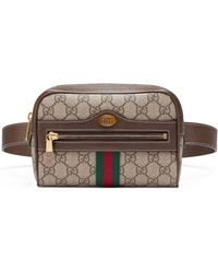 Gucci - Small Ophidia Gg Supreme Canvas Belt Bag - - Lyst