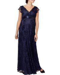 7a8dffc680b5d TIFFANY ROSE Imogen Maternity Dress in Black - Lyst