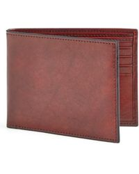 Bosca - 'old Leather' Deluxe Wallet - Lyst