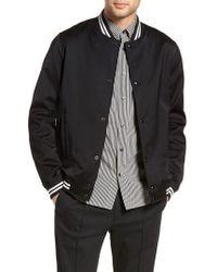 Vince - Varsity Jacket - Lyst