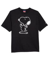 Champion - Heritage Snoopy Unisex T-shirt (limited Edition) (nordstrom Exclusive) - Lyst