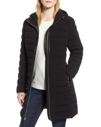 MICHAEL Michael Kors - Quilted Packable Coat - Lyst