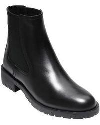 Cole Haan - Stanton Weatherproof Chelsea Boot - Lyst
