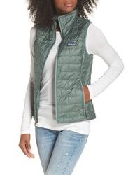 Patagonia - 'nano Puff' Insulated Vest - Lyst